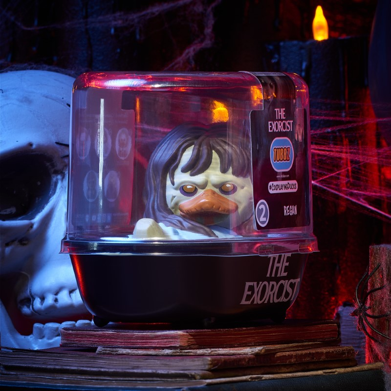 The Exorcist Regan TUBBZ Cosplaying Duck Collectible