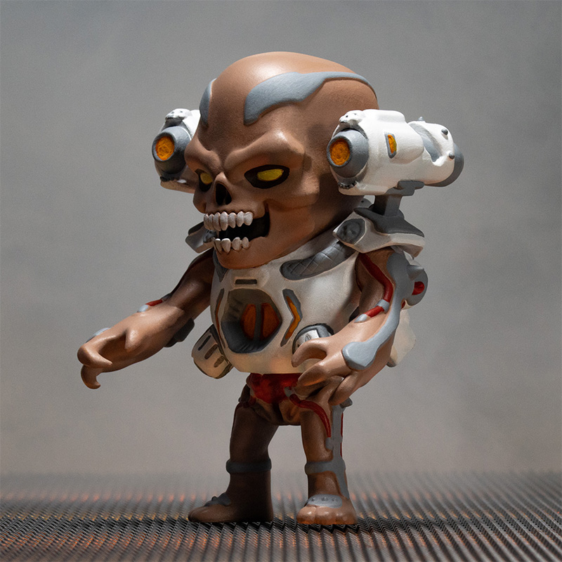 Official DOOM® Revenant Collectible Figurine