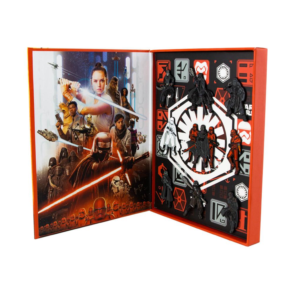Star Wars 'First Order' Premium Pin Badge Set