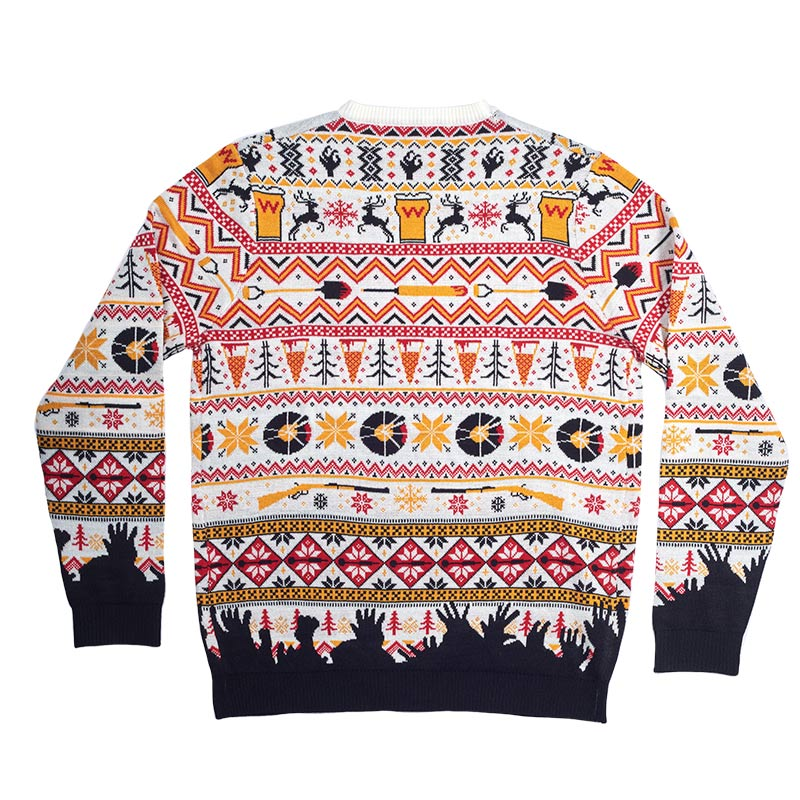 Official Shaun of the Dead Christmas Jumper / Ugly Sweater