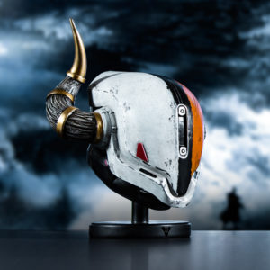 "Official Destiny Lord Shaxx 7"" Replica Helmet"