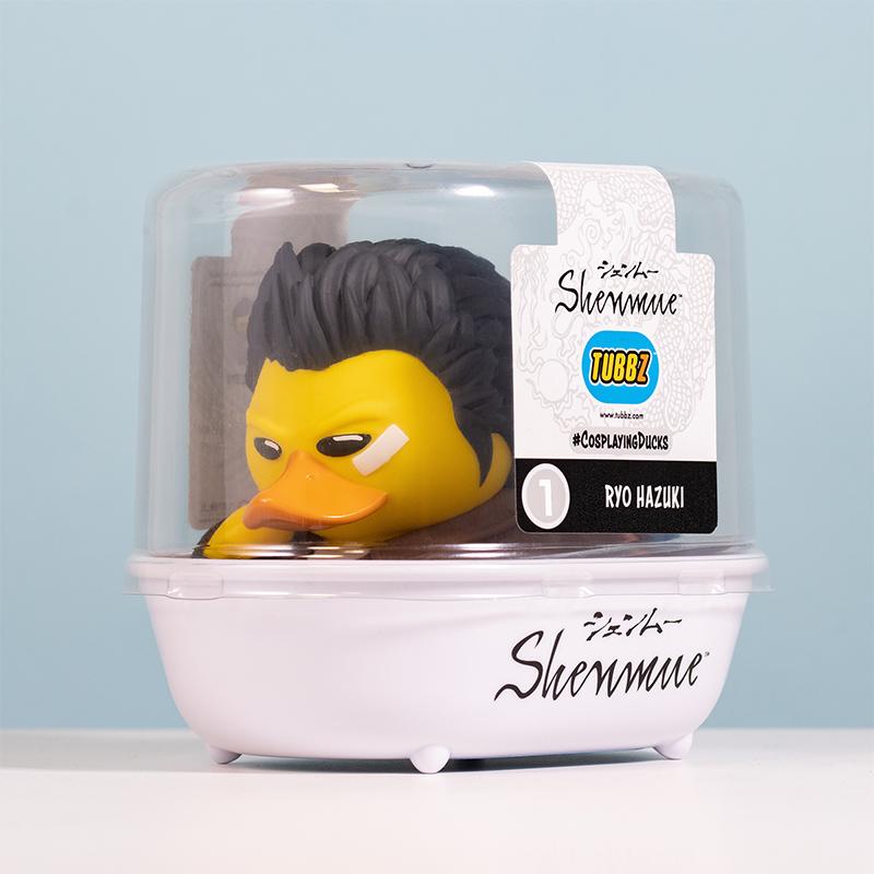 Shenmue Ryo Hazuki TUBBZ Cosplaying Duck Collectible