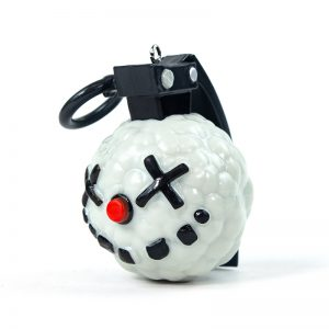 Official Fortnite 'Snowball Grenade' 3D Christmas Decoration / Ornament