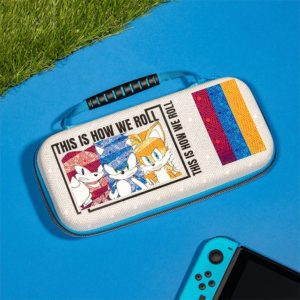 Official Sonic the Hedgehog Switch Case