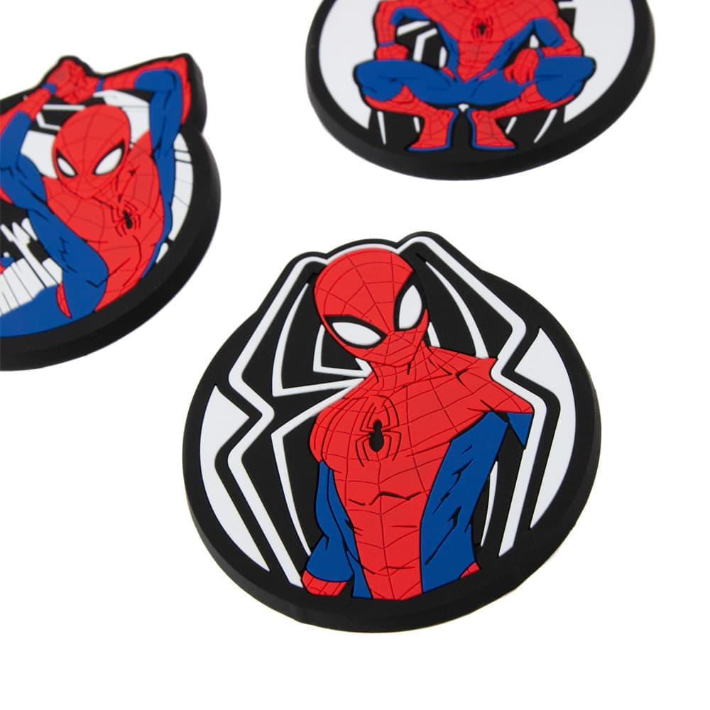 Spider-Man Coaster Pack (set of 4)