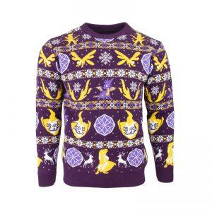 Spyro The Dragon 'Fairisle' Christmas Jumper / Ugly Sweater