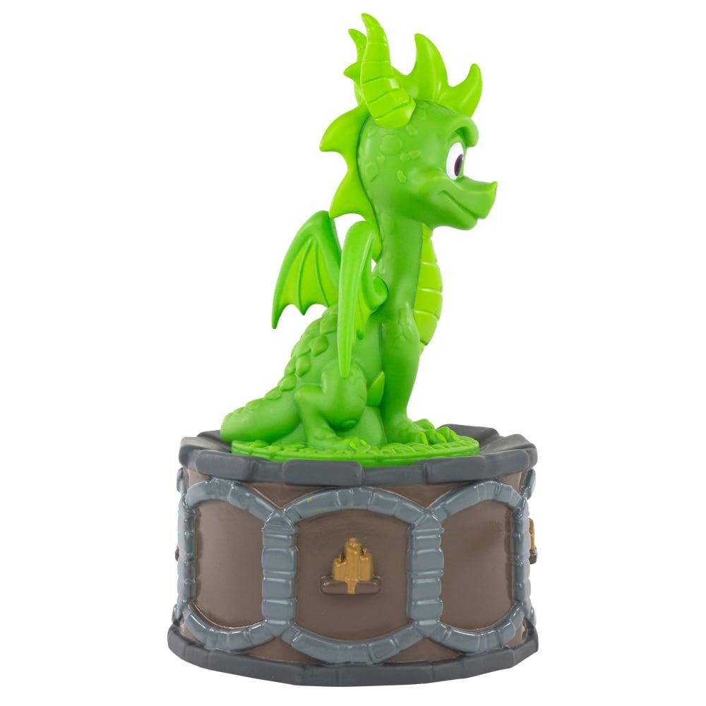 Spyro the Dragon Green Incense Burner Figure / Figurine