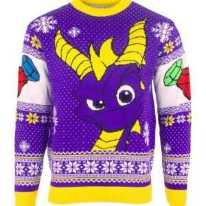 Spyro the Dragon Christmas Jumper / Ugly Sweater