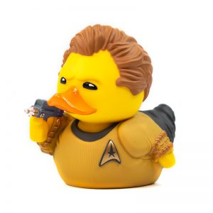 Star Trek James T. Kirk TUBBZ Cosplaying Duck Collectible