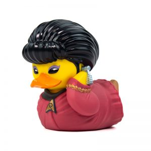 Star Trek Nyota Uhura TUBBZ Cosplaying Duck Collectible