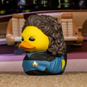 Star Trek Deanna Troi TUBBZ Cosplaying Duck Collectible