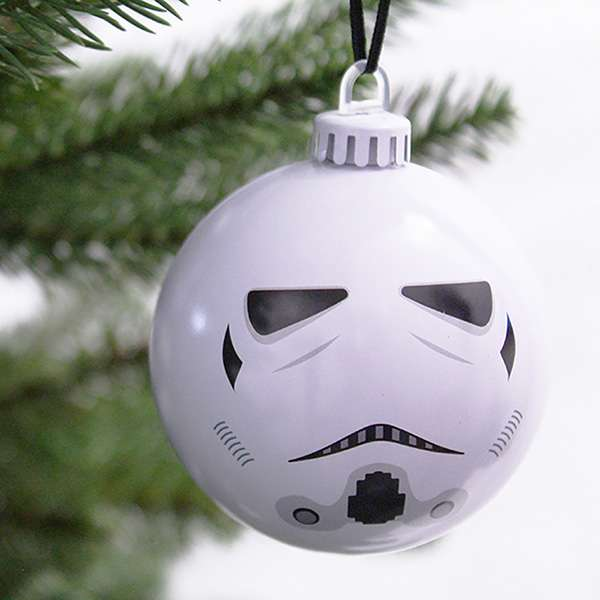 Star Wars Imperial Christmas Decorations / Ornaments