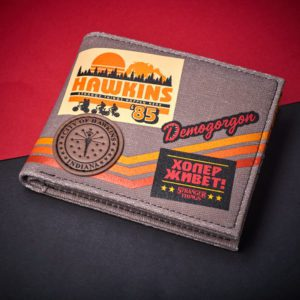 Official Stranger Things Wallet