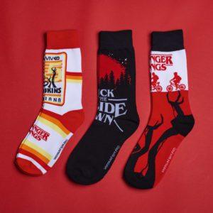 Official Stranger Things Socks