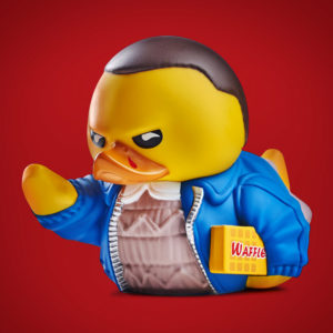 Stranger Things Eleven TUBBZ Cosplaying Duck Collectible