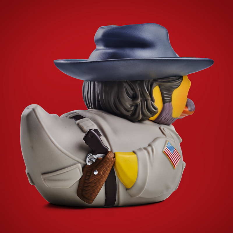 Stranger Things Jim Hopper TUBBZ Cosplaying Duck Collectible