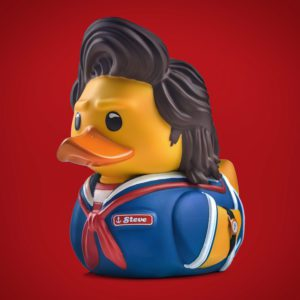 Stranger Things Steve Harrington TUBBZ Cosplaying Duck Collectible