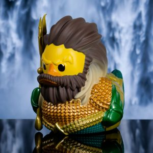 DC Comics Aquaman TUBBZ Cosplaying Duck Collectible