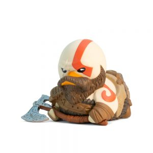 God Of War Kratos TUBBZ Cosplaying Duck Collectible