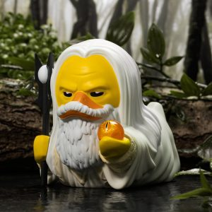 Lord Of The Rings Saruman TUBBZ Cosplaying Duck Collectible