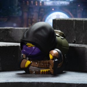 Resident Evil Merchant TUBBZ Cosplaying Duck Collectible