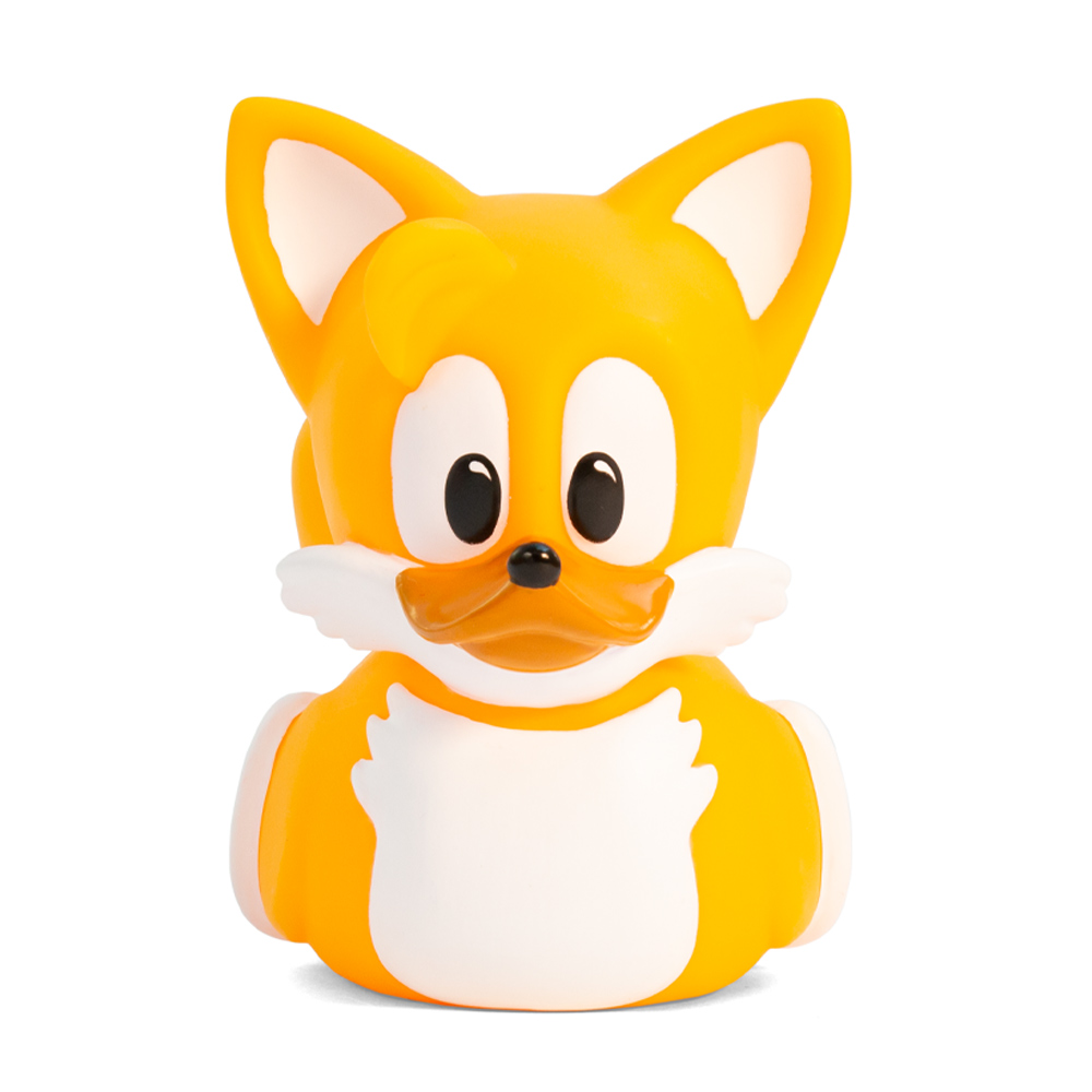 Sonic The Hedgehog Tails TUBBZ Cosplaying Duck Collectible