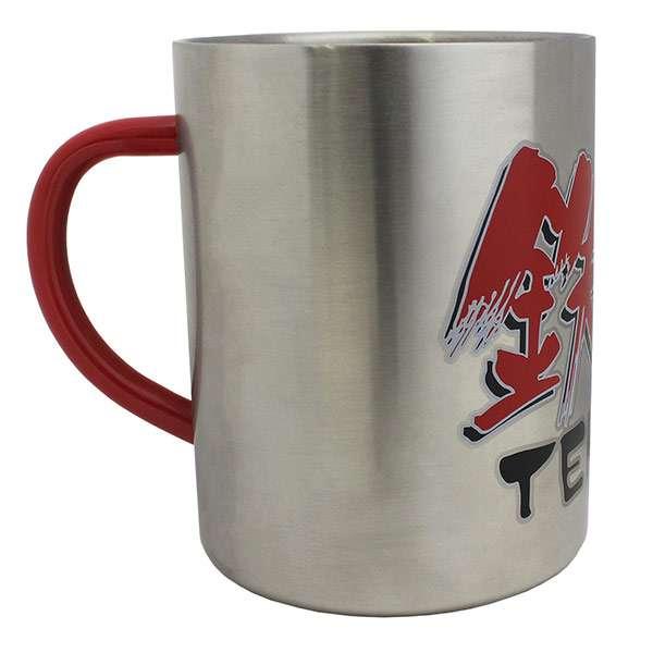 Tekken Steel Mug