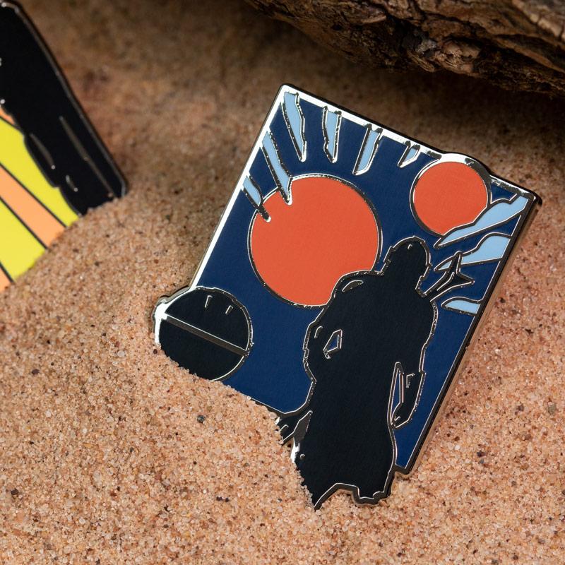 Pin Kings Star Wars The Mandalorian Enamel Pin Badge Set 1.3