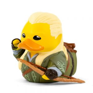 Lord of the Rings Legolas TUBBZ Cosplaying Duck Collectible