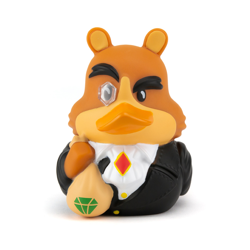 Spyro the Dragon Moneybags TUBBZ Cosplaying Duck Collectible