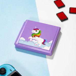 Numskull Nintendo Switch Unicorn Game Card Holder