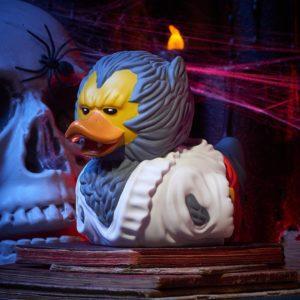 Horror Werewolf TUBBZ Cosplaying Duck Collectible