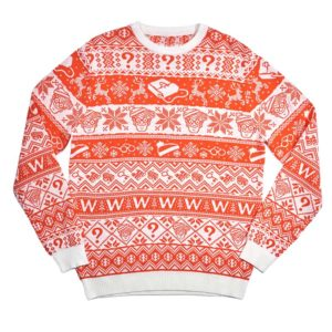 Official Where's Wally / Where's Waldo Christmas Jumper / Ugly Sweater