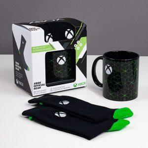 Official Xbox Gift Set – Mug / Socks