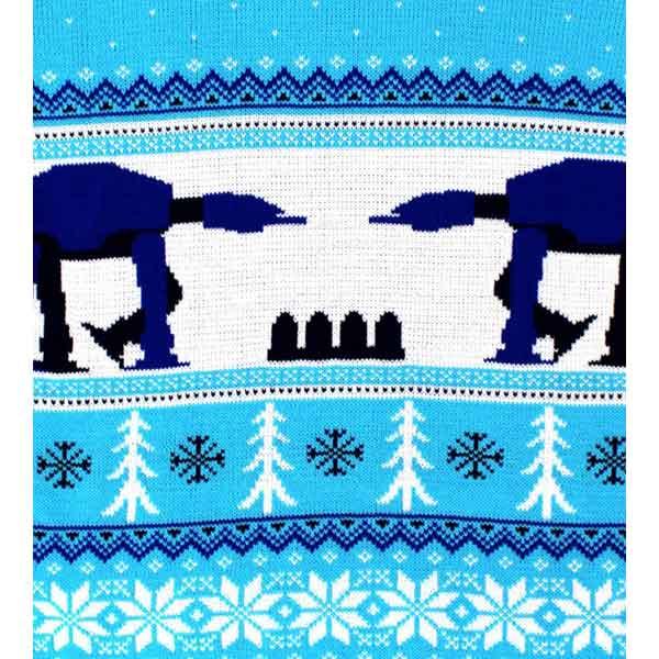 Star Wars AT-AT Christmas Jumper / Ugly Sweater