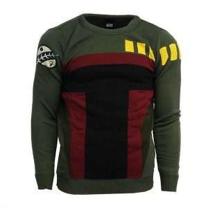 Star Wars Boba Fett Jumper / Sweater