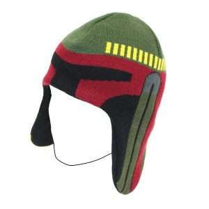 Boba Fett Knitted Hat
