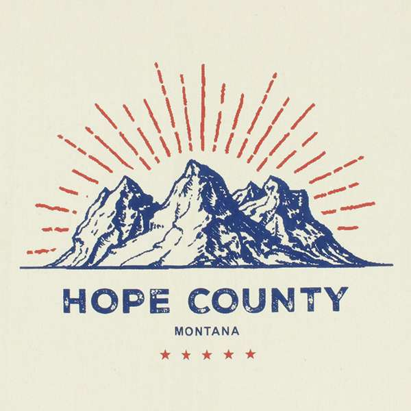 Far Cry 5 Hope County Drawstring Bag