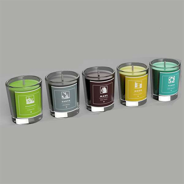 Destiny 2 Scented Candles