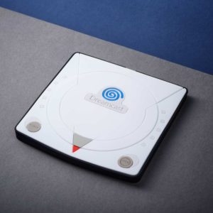 Official SEGA Dreamcast Wireless Charging Mat