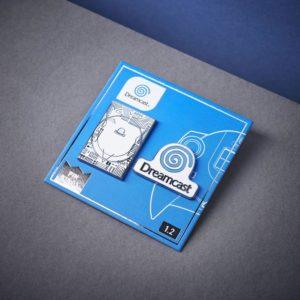 Pin Kings SEGA Dreamcast Enamel Pin Badge Set 1.2