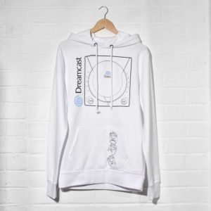 Official Dreamcast Hoodie (Unisex)