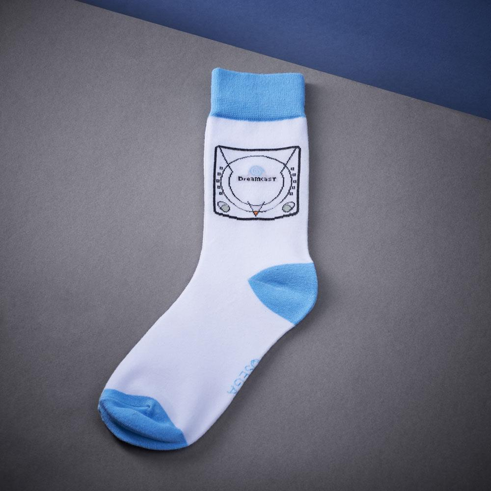 Official Dreamcast White Socks (One Size)