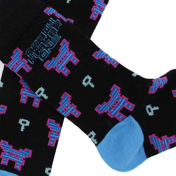 Ready Player One Gate Socks