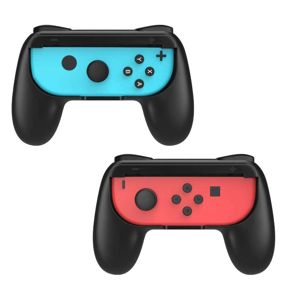 Numskull Nintendo Switch Joy-Con Grips – Twin Pack