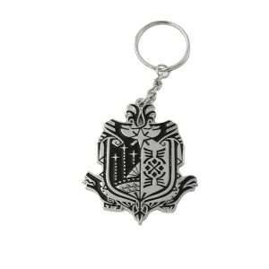 Monster Hunter Research Commission Keyring / Keychain