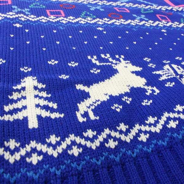 PlayStation Symbols Christmas Jumper / Ugly Sweater