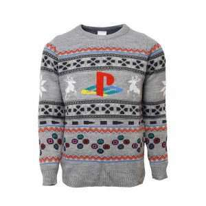 Official PlayStation Christmas Jumper / Ugly Sweater
