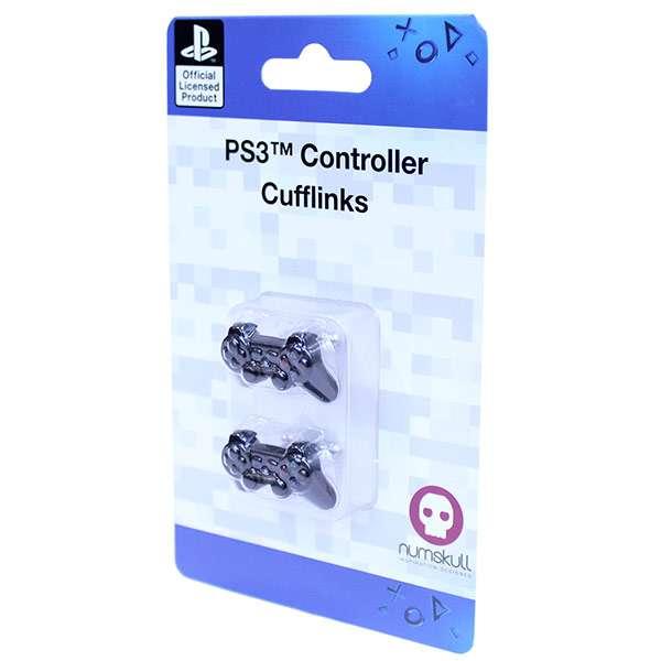 PlayStation PS3 Controller Cufflinks