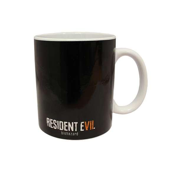 Resident Evil VII Heat Changing Mug